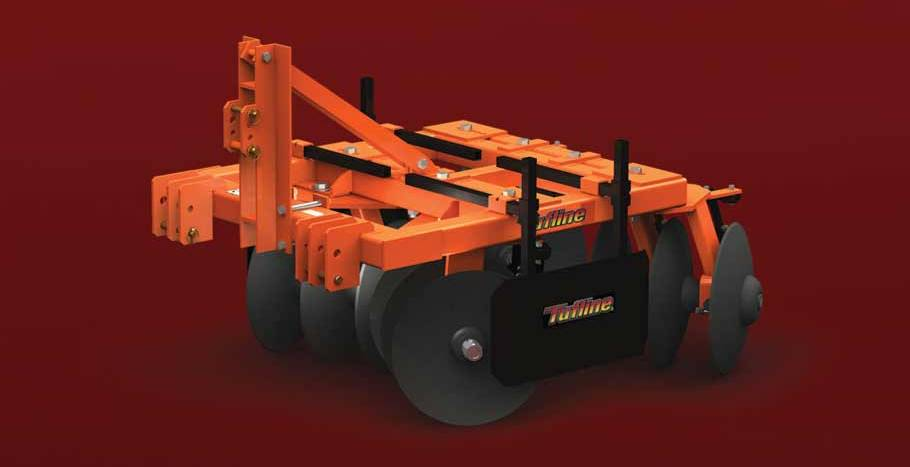 GID Series Vineyard and Orchard Disc Models and Specs
