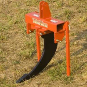 Subsoilers and V Plows