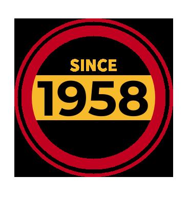Since 1958 3