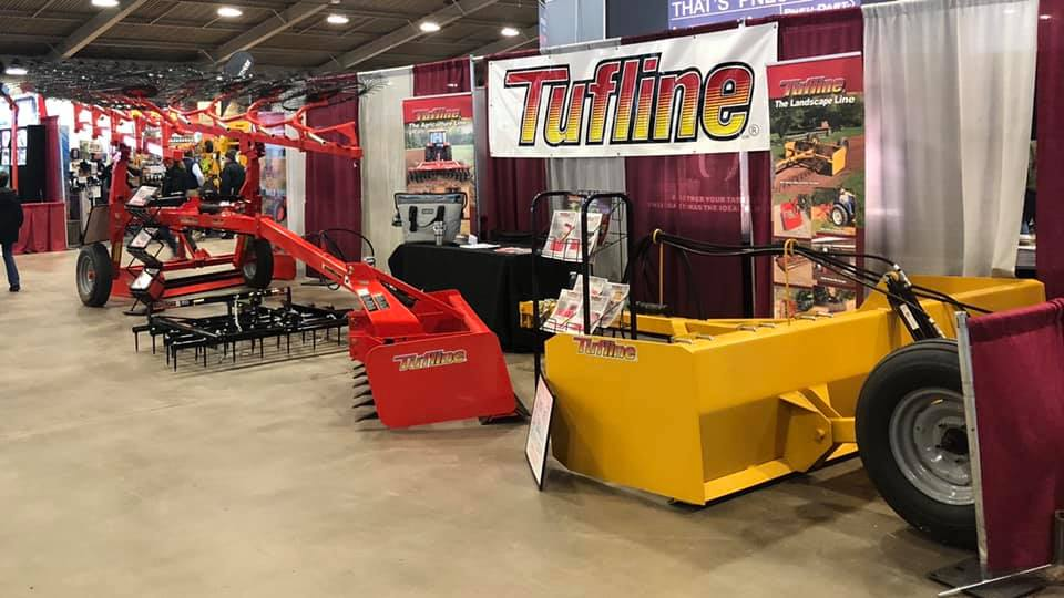 Tulsa Farm Show Booth 2019